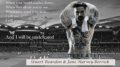 Undefeated, Jane Harvey-Berrick and Stuart Reardon