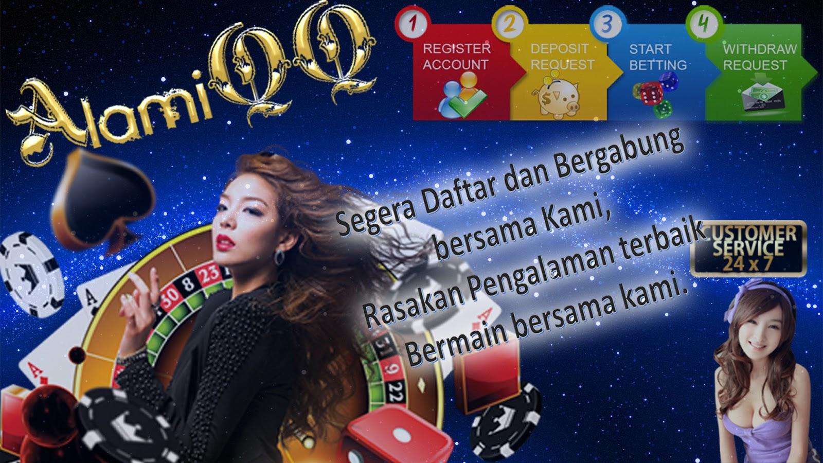 Agen Poker Tepercaya Dan Terbaik Alamiqq Poker Terbesar Di Indonesia Alami Qq