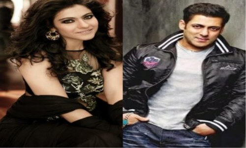 Salman Khan's and Kajol's lover get ready for a Blast !!