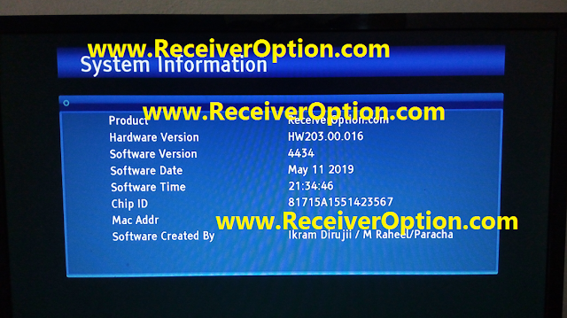 GX6605S HW203.00.016 POWERVU KEY SOFTWARE NEW UPDATE 105E 68E 66E FULL OK