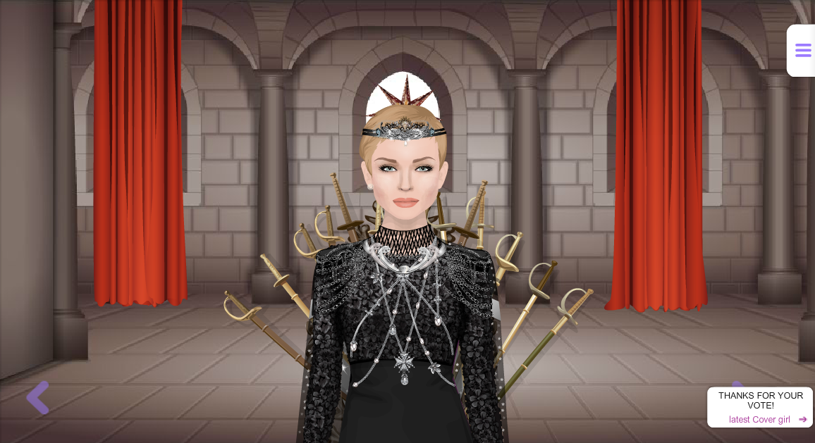 Game of Thrones      with Sciarpina | Stardoll Daily Dose