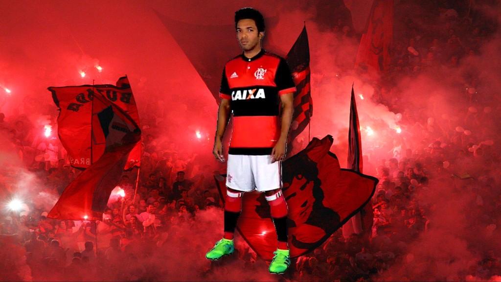 Novo uniforme do Flamengo para 2017 - Foto  Reprodução   FlaResenha.com 193704beb586d