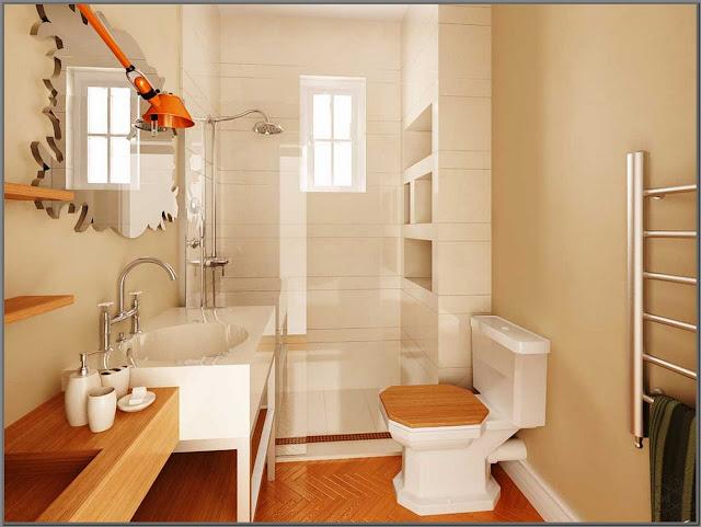 Inspirasi Perabotan Dan Furniture Untuk Kamar Mandi Anda