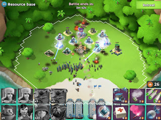 boom beach mod apk + data (unlimited)