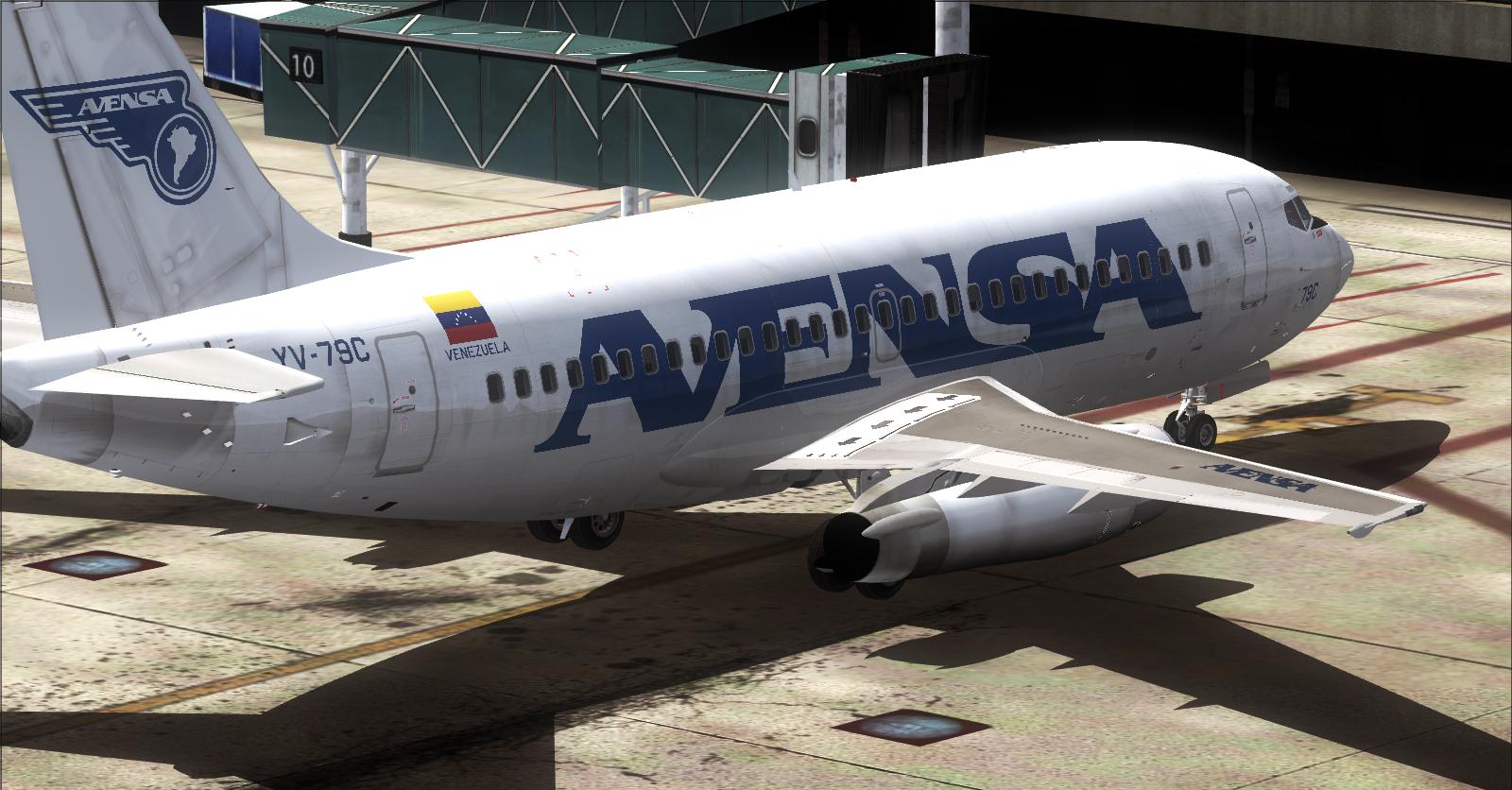 Tinmouse Ii 737 200