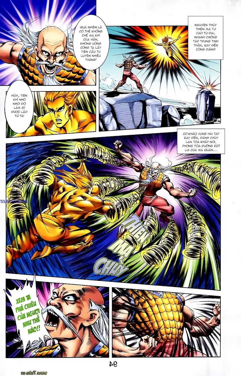 Cơ Phát Khai Chu Bản chapter 115 trang 15