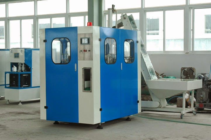 E series bottle blowing machine PET bottles blower making machine PET şişeler üfleme makinesi