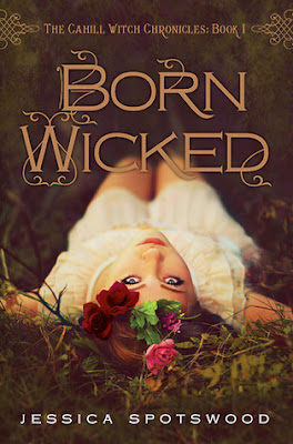 Born Wicked by Jessica Spotswood gets 4 stars in my book review.  This fantasy, magic, supernatural YA/Teen read is the 1st book in the Cahill Witch Chronicles.  Fun read, a little slow at first, but it picks up, Alohamora Open a Book YA lit, high school, sisters, girls, magic, witches, clean read