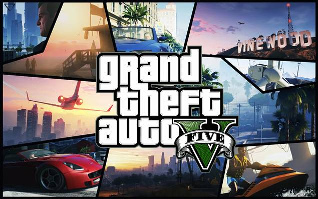 GRAND THEFT AUTO V UPDATE V1.33-RELOADED