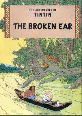 Download free ebook Tintin and the Broken Ear pdf