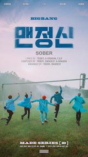 Lirik dan Terjemahan Big Bang – SOBER [Romanisation][Hangeul]
