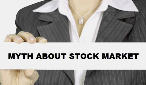 6 Myths Surrounding Stock Market Investing
