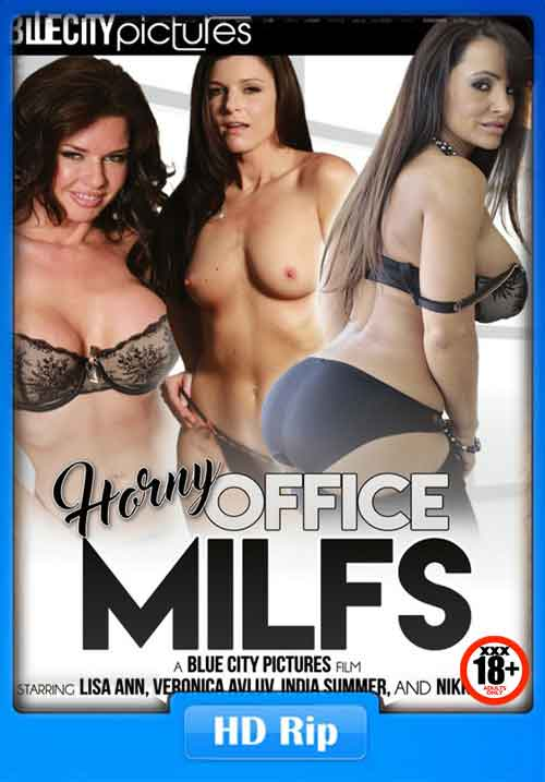 [18+] Horny Office Milfs 2016 Poster