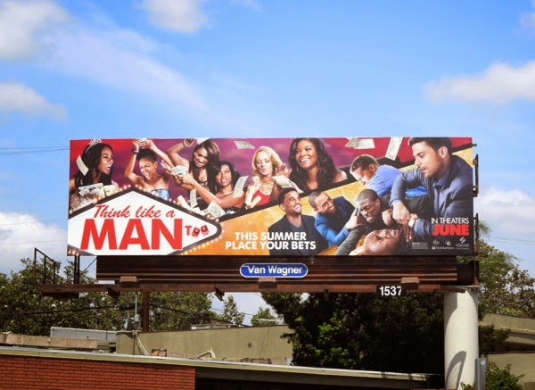 Think Like a Man Too billboard