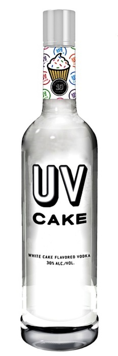 birthday cake vodka liquor town okc uv white cake vodka 1785