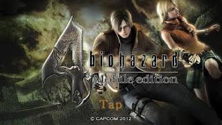 Resident Evil 4 Mod APK Data v.1.01.01
