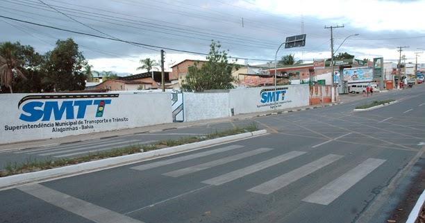 ALAGOINHAS: SMTT faz leilão de veículos apreendidos