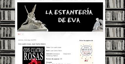 http://laestanteriadeeva.blogspot.com.es/2016/05/con-cuatro-rosas-juan-carlos-valero.html
