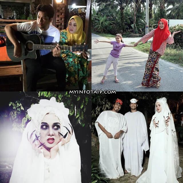 Telemovie Pontianak Sesat Dalam Kampung