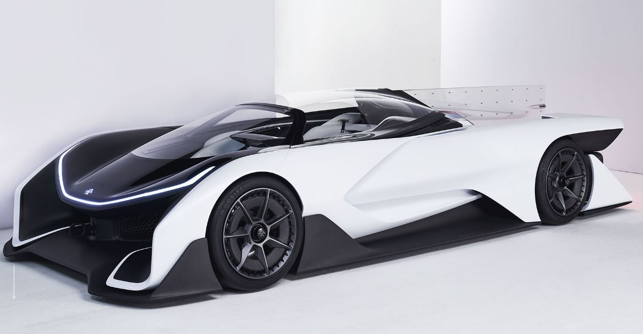electric car motor horsepower.  Motor Faraday Future ZERO 1 Electric With 1000 Horsepower Takes Critical Step  Towards Testing Autonomous Vehicles In California Throughout Electric Car Motor Horsepower