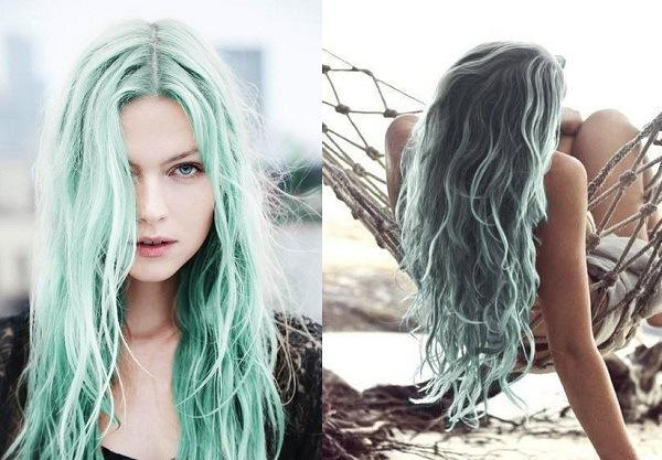 Resultado de imagem para sereismo cabelo