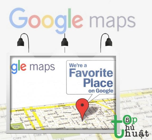 Google Map - Ứng dụng du lịch miễn phí nhanh gọn