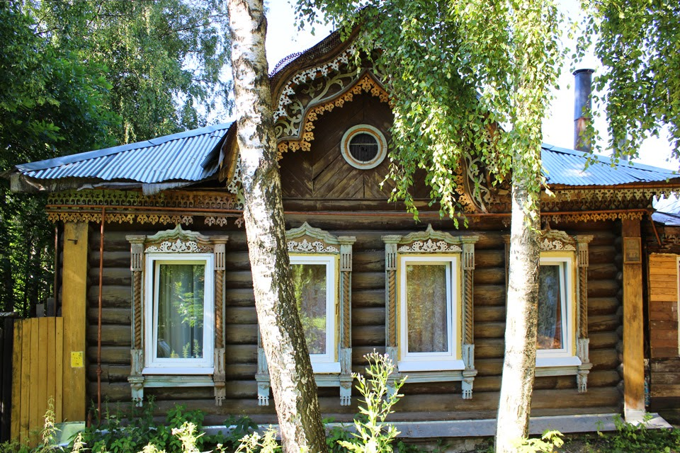 Красюковка, Сергиев Посад.