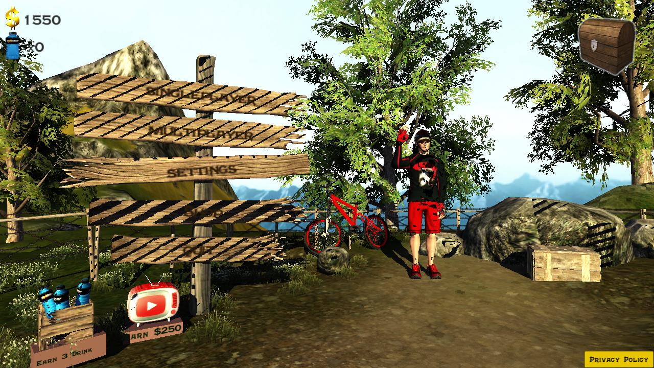 MTB Downhill Apk Terbaru
