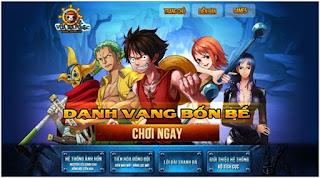 game vua hải tặc