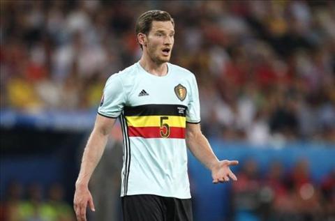 Vertonghen đã phải nói lời chia tay Euro 2016