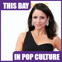 Julia-Louis Dreyfus was born on January 13, 1961.