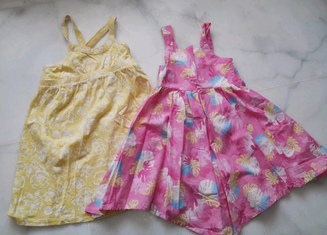 ropa casi nueva niños