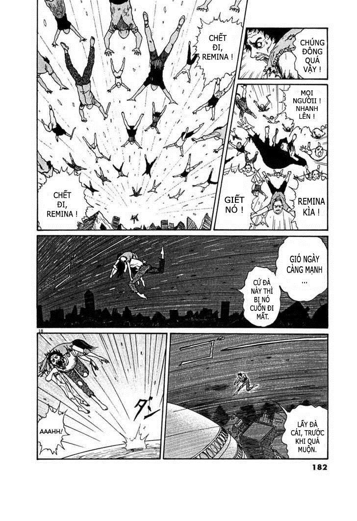 Jigokusei Lemina chap 5 trang 16