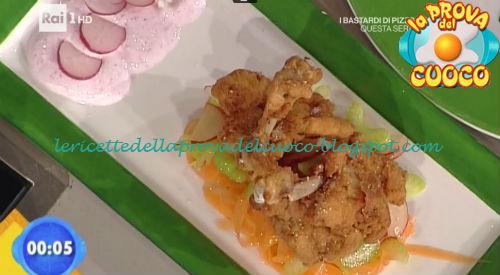 Ali di pollo impanate con salsa allo yogurt ricetta Bertol da Prova del Cuoco