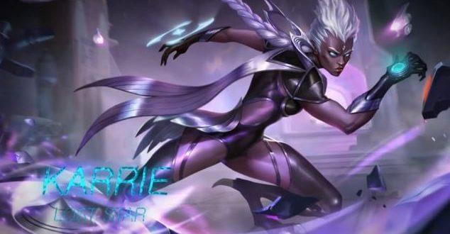 Kata-Kata Yang Diucapkan Karrie di Mobile Legends
