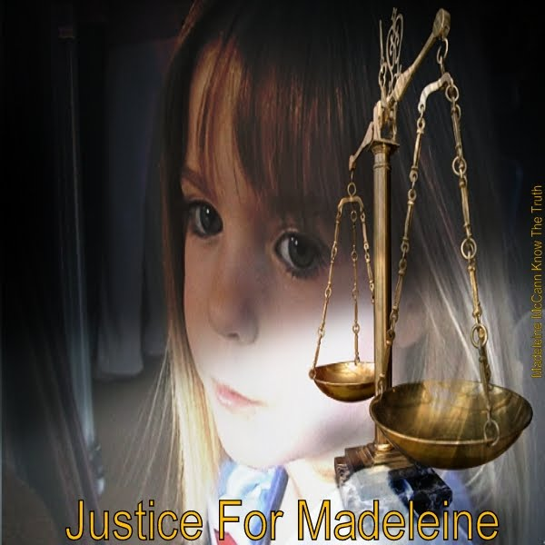 What I Believe May Have Happened To Madeleine McCann