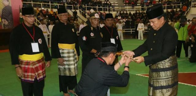 PROBO8: Pencak Silat Bukti Keberhasilan Prabowo Jadi Pemimpin