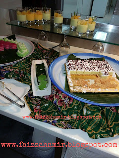 Warna Warni Ramadhan Buffet at Rilek The Cafe Swiss-Inn Johor Bahru