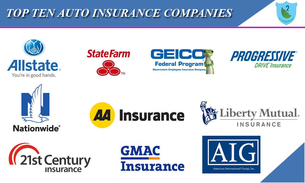 top 10 insurance company