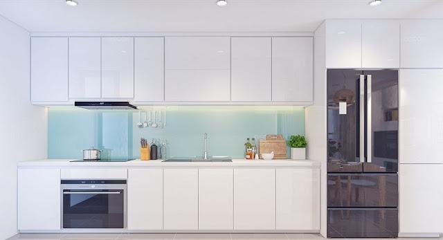 Thiết kế căn hộ 68m2 hiện đại được ưa chuộng nhất năm 2018 - H3