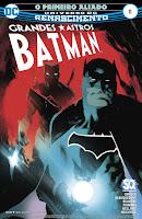 DC Renascimento: Grandes Astros - Batman #11