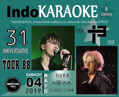 Indoreencuentro - Indokaraoke (II edición)