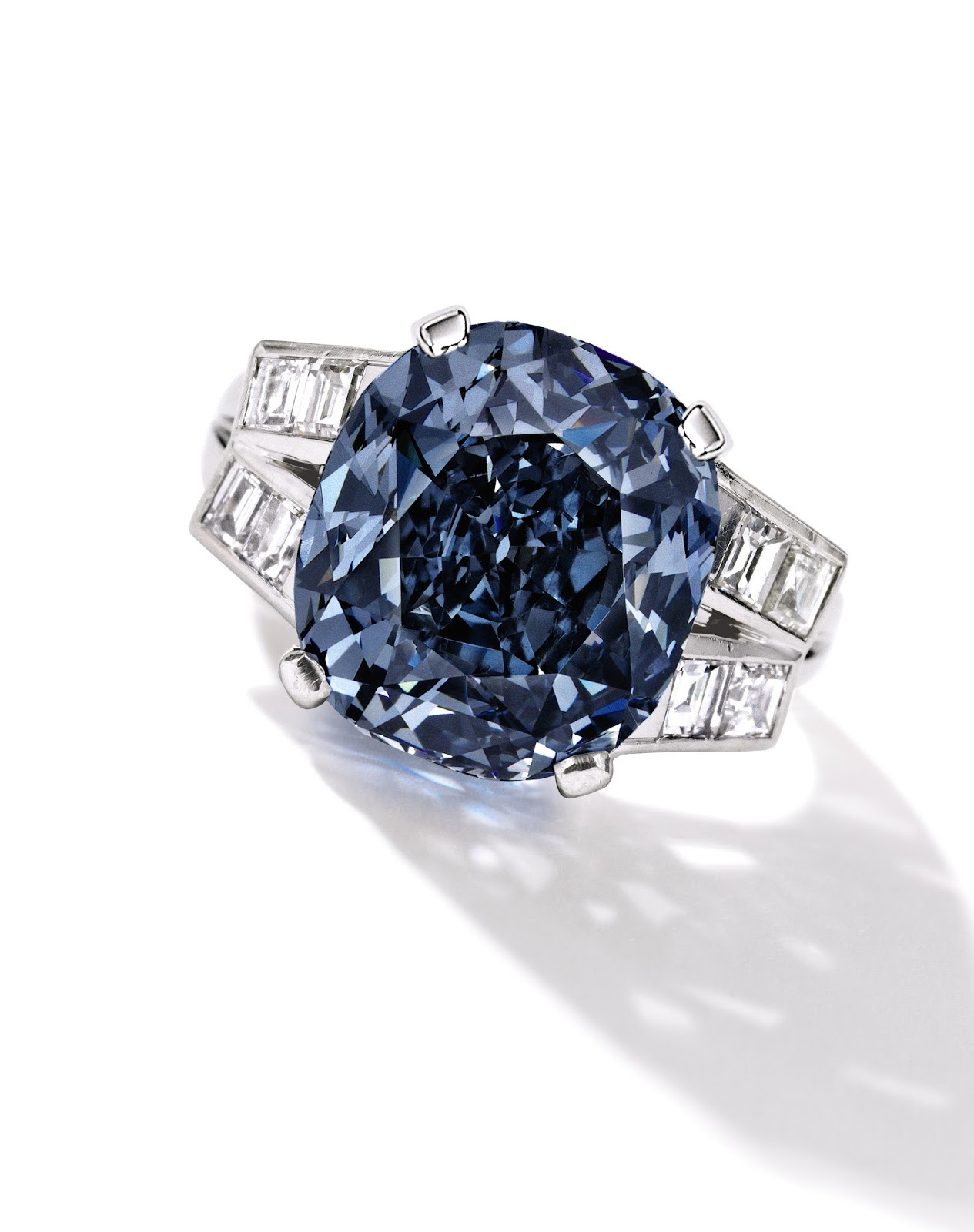 how are natural diamonds blue colored naturally made diamond education treated
