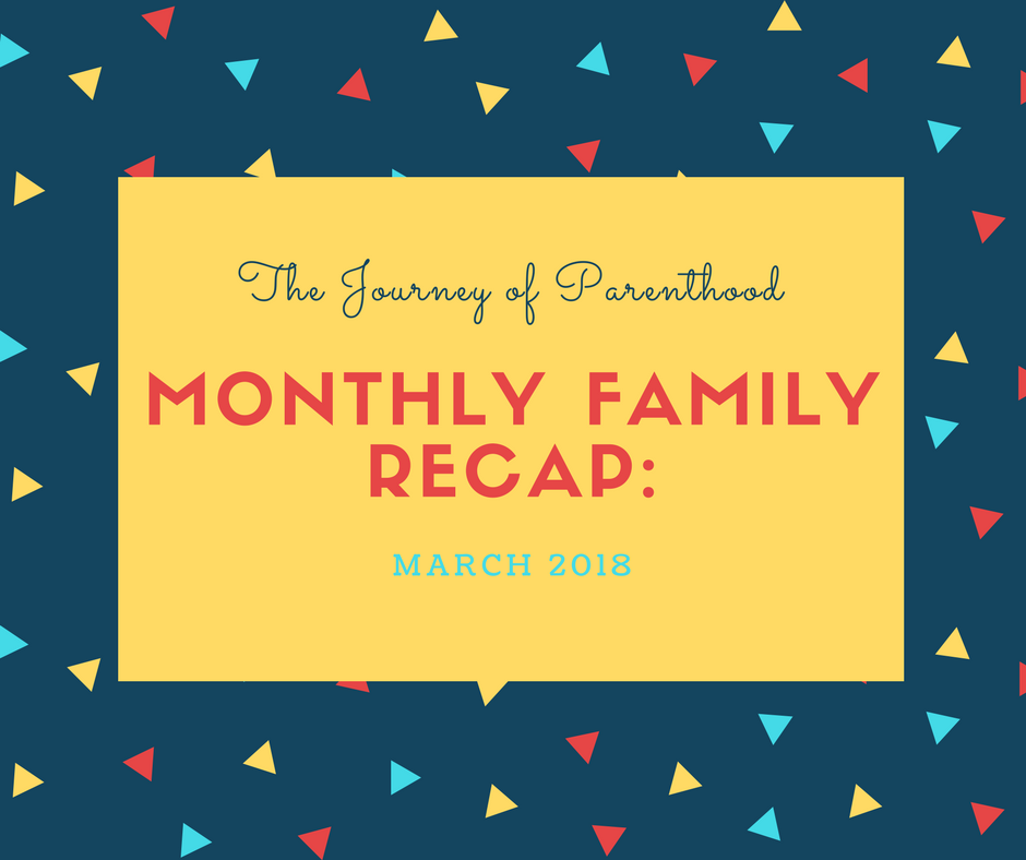 Family Fun: March