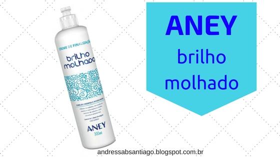 blog andressa santiago - aney brilho molhado