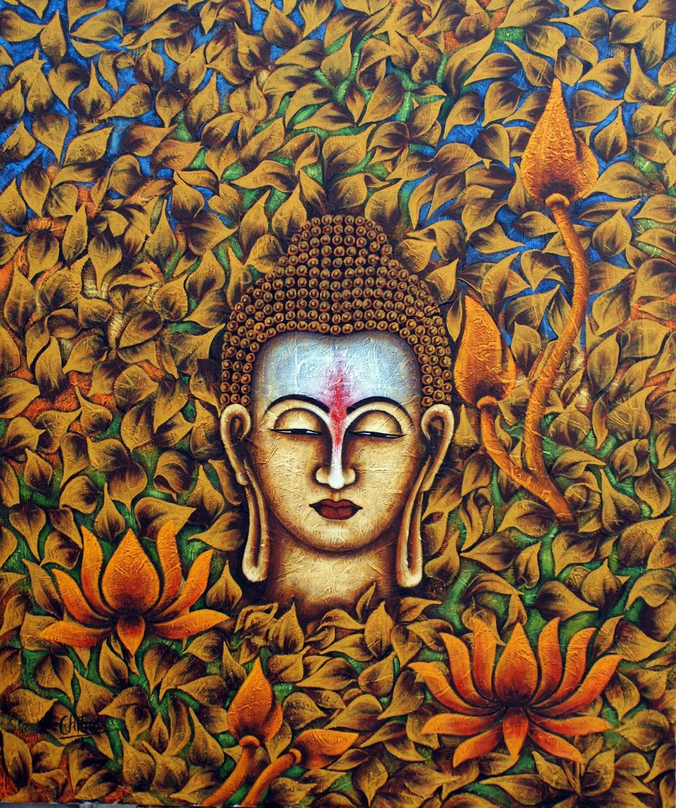 Latest Beautiful Lord Buddha Hd Wallpapers 2017