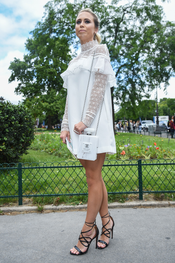 Street Style | Paris Haute Couture Fall-Winter 16-17