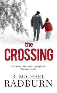 The Crossing by B. Michael Radburn book cover