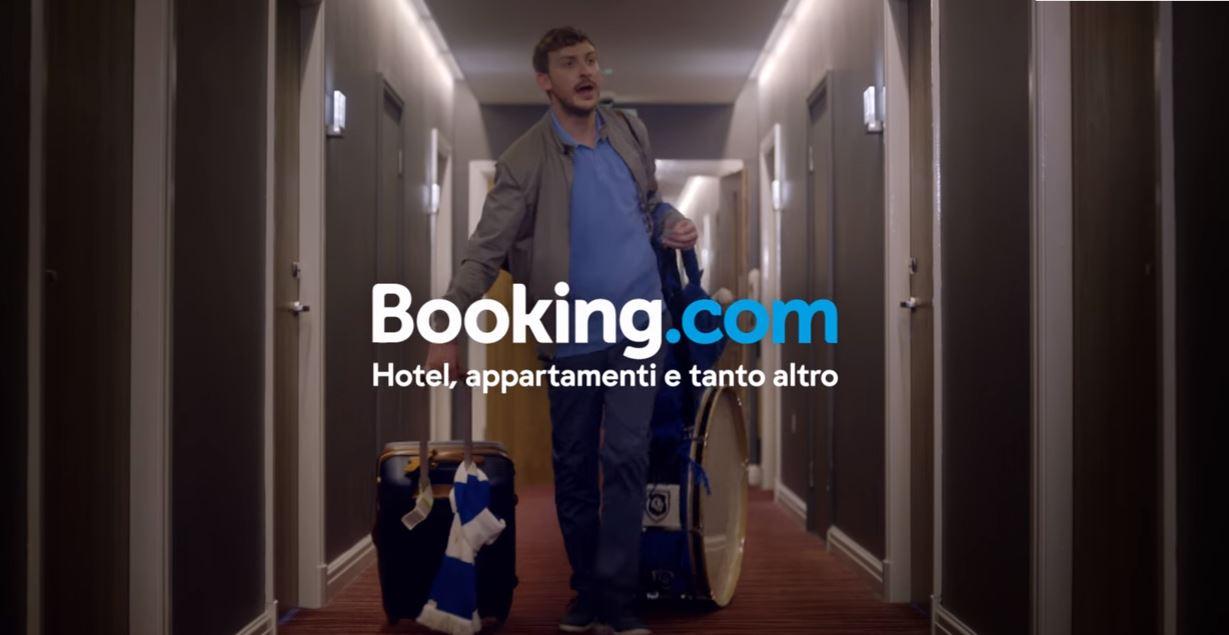 Canzone Pubblicità Booking.com | Musica spot Agosto 2016