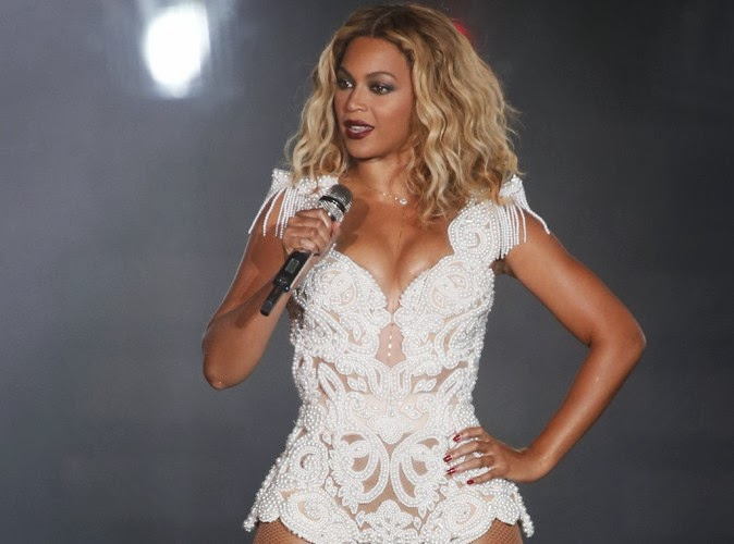 Beyonce: it is the wrath of NASA